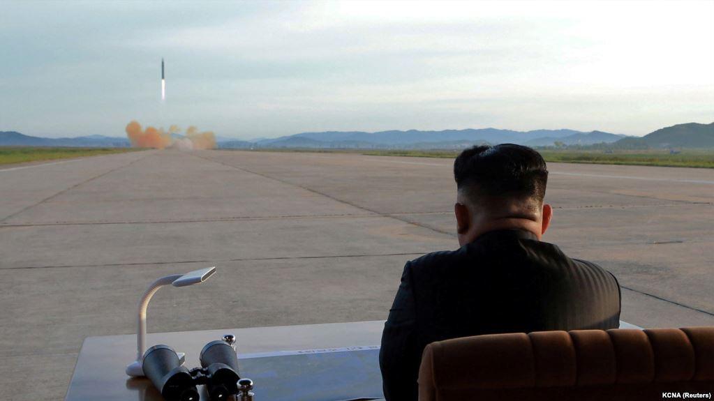 Korea e Veriut lanson predha me rreze të shkurtër duke rritur tensionet me SHBA-në