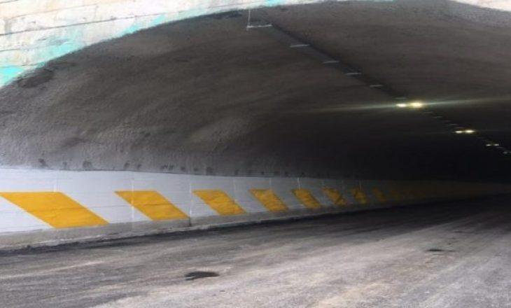 Nesër hapet tuneli i Mitrovicës