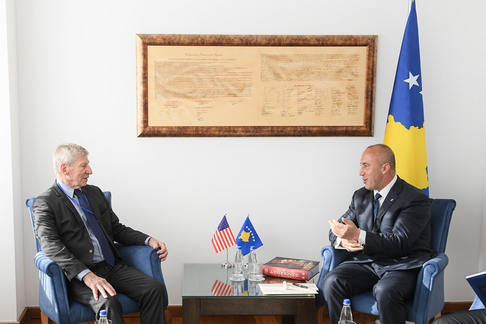 Haradinaj: Të rinjtë e Kosovës përfituan dije të nivelit të lartë amerikan nga KAEF