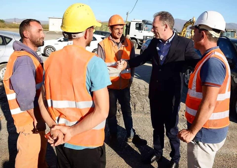 Limaj: Do të krijojmë kushte më të mira për punëtorët