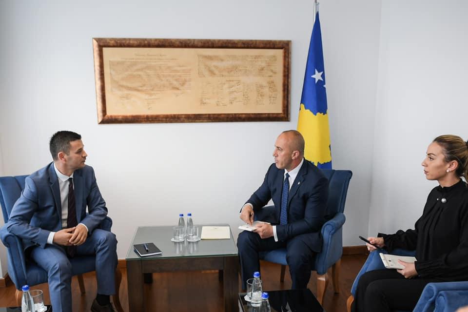 Haradinaj-Bedri Istrefit: Qeveria angazhohet për qëndrueshmërinë biznesore dhe financiare të Telekomit