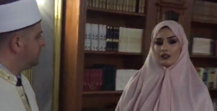 Katolikja nga Ferizaj, konvertohet në myslimane natën e Ramazanit