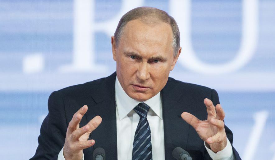 E pabesueshme çfarë i ndodhi presidentit Putin (Video)