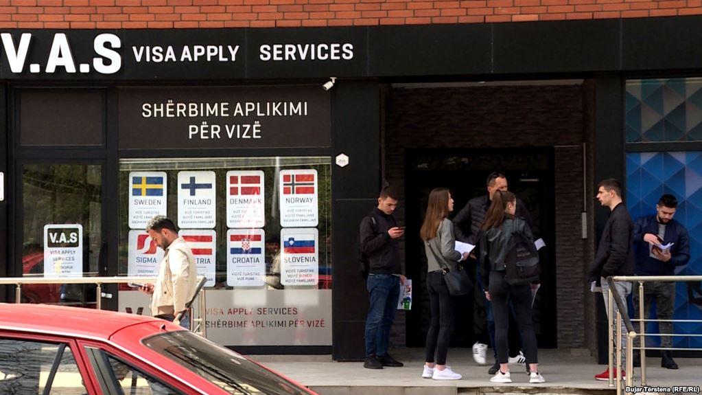Urimi i hershëm për liberalizimin e vizave