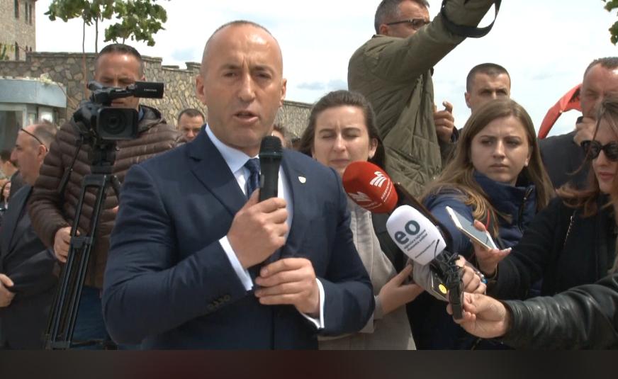 Ramush Haradinaj: Luani nuk ka pranuar ndarjen e kufirit shqiptaro-shqiptarë