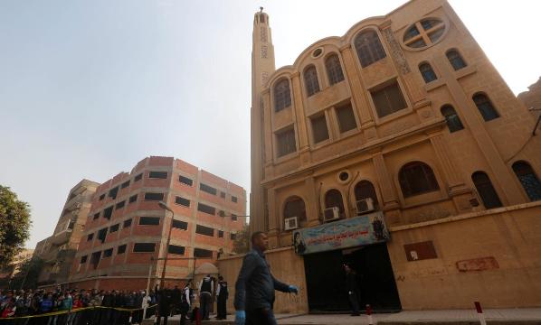 Egjipti dënon me vdekje dy persona për sulmin në kishë