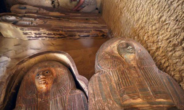 Në Egjipt zbulohen varreza të vjetra 4500 vjet