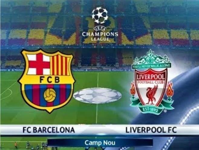 Barcelona – Liverpool, formacionet e mundshme