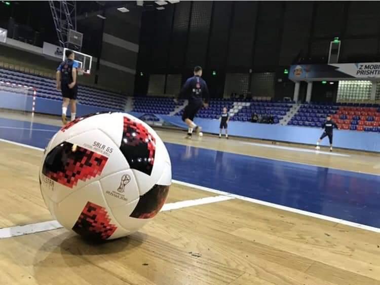 Futsall: Mabetex Prishtina – FC Mitrovica, ka përfunduar me këtë rezultat