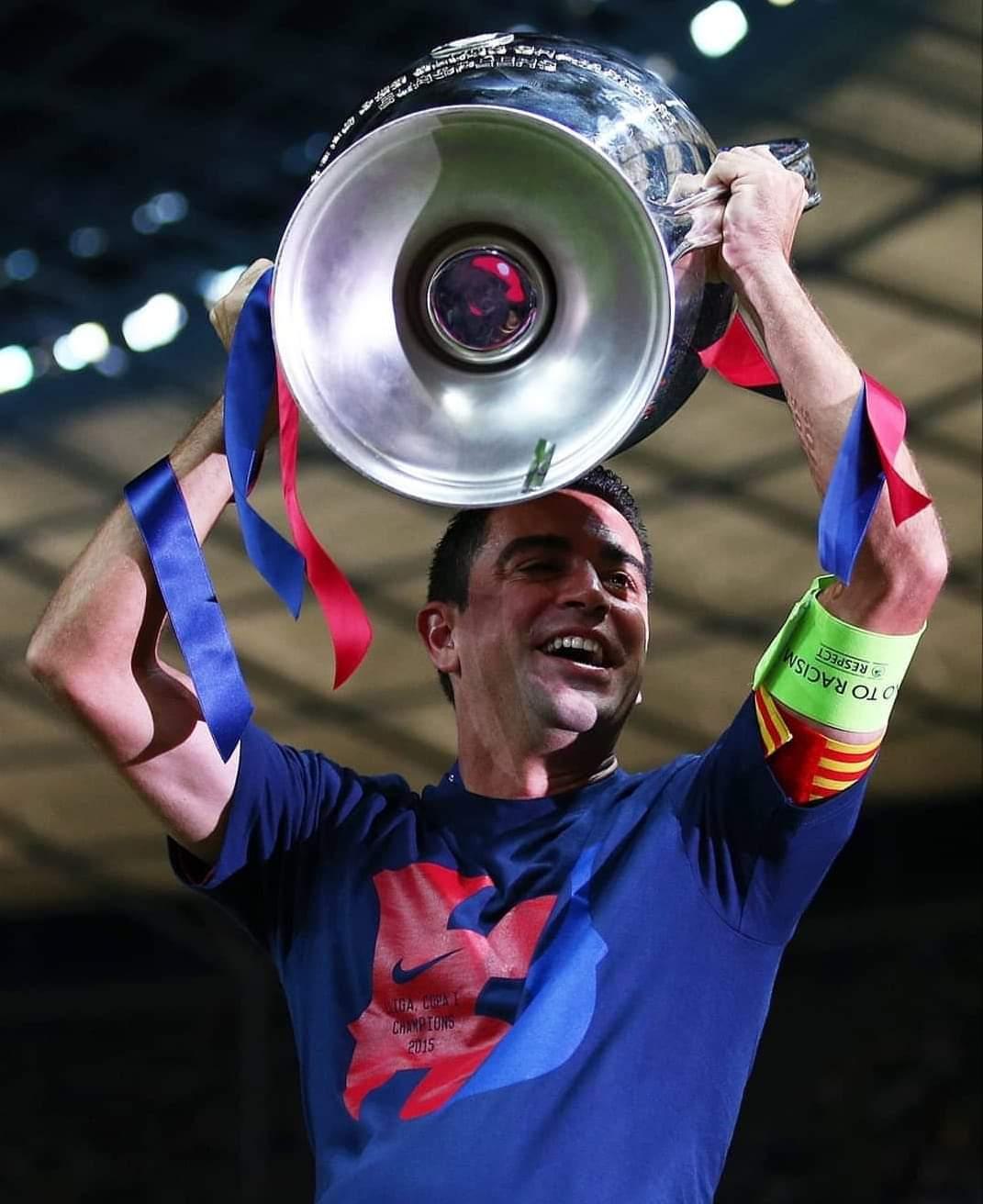 Xavi zyrtarizon tërheqjen nga futbolli