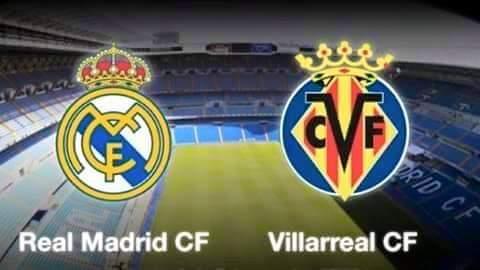 Ka gol në sfidën, Real Madrid – Villareal