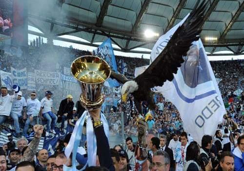 Lazio fitues i Kupës së Italisë