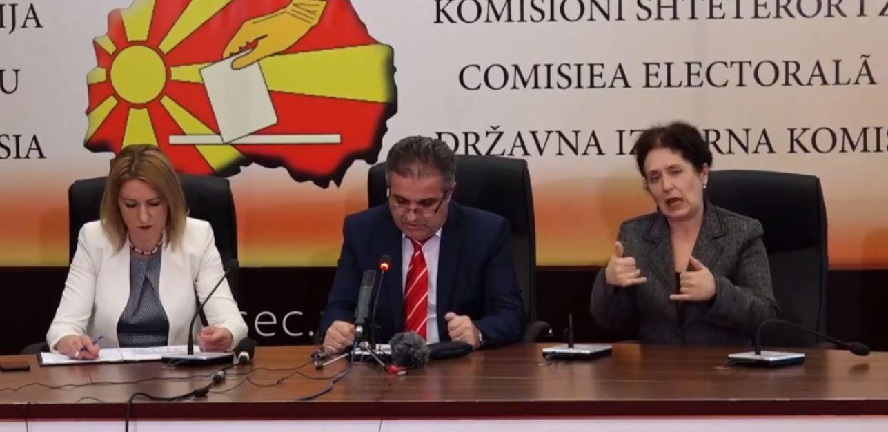 Deri në ora 17:00, në Maqedoninë Veriore votuan 38.23 për qind e qytetarëve