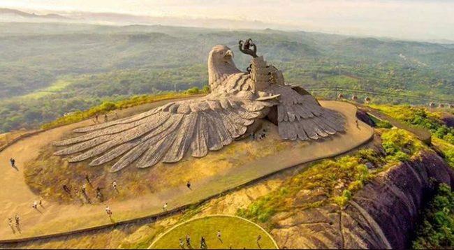 Skulptura më e madhe e shpendëve në botë, mori 10 vite për t'u ndërtuar