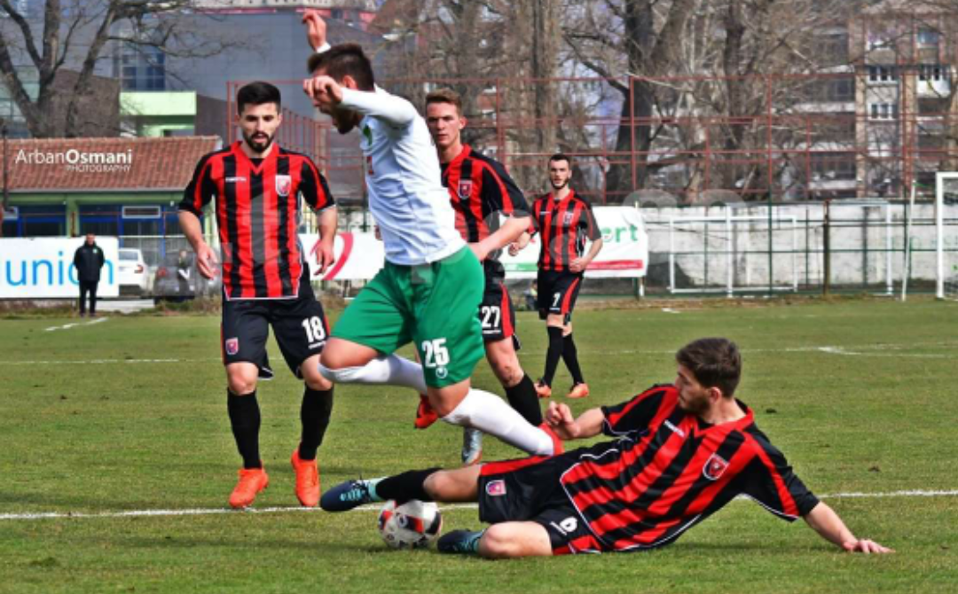 Sot luhen gjysmë finalet e Kupës së Kosovës