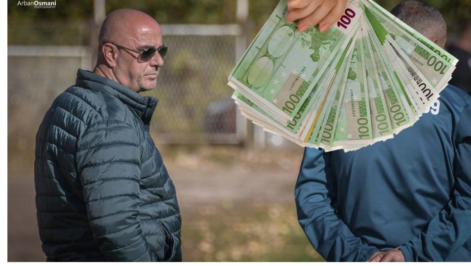 Kjo është shuma e parave që shpenzon kryetari i Trepçës '89 për një sezonë