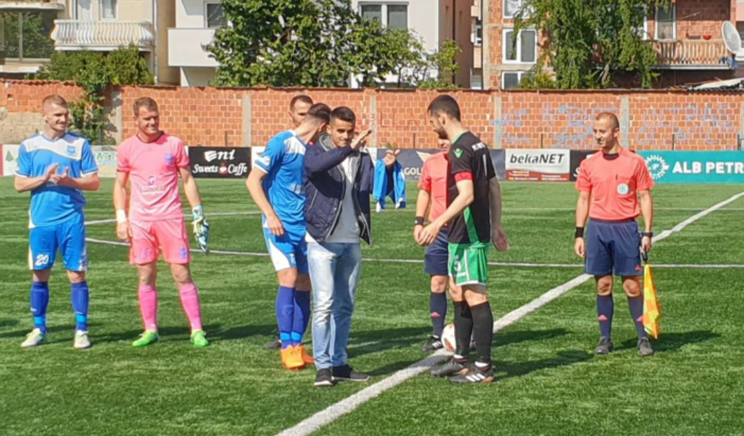 Shënohet goli i tretë në ndeshjen, Llapi – Feronikeli