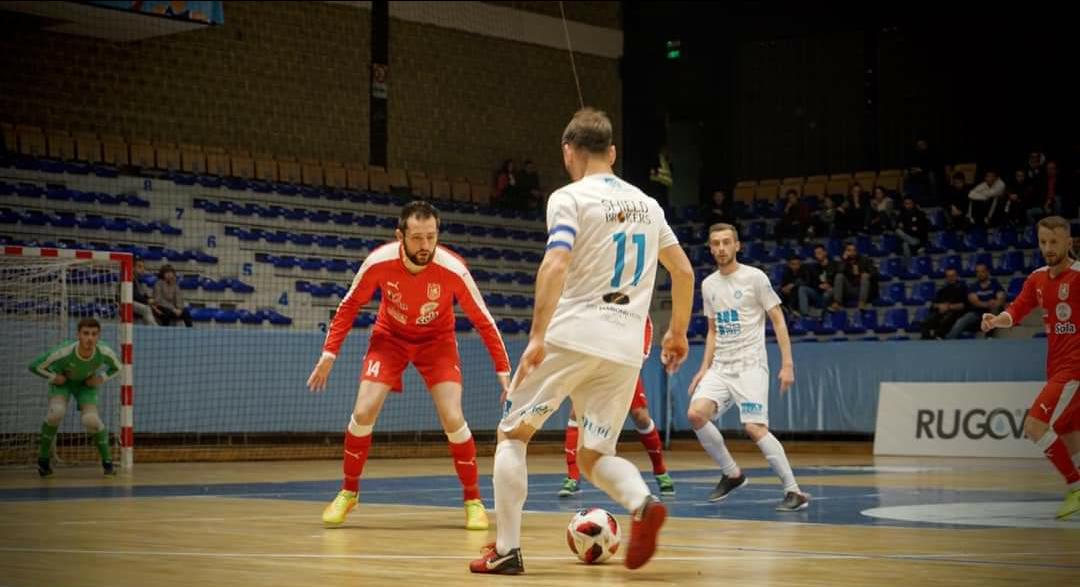 Këto skuadra do të përballen në  finalen e madhe të Futsallit