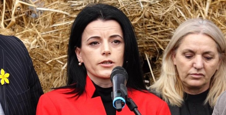 Vasfije Krasniqi: Sot jam më e fortë se serbët, e gjithë bota t'i marrë vesh krimet e tyre