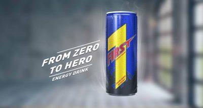 1 Energy Drink