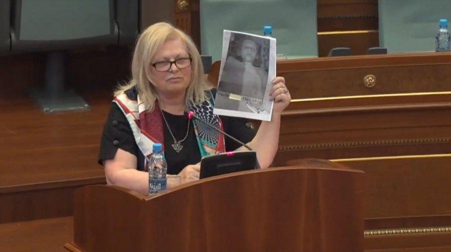 Brovina ekspozon edhe një tjetër fotografi të një viktime të dhunës seksuale