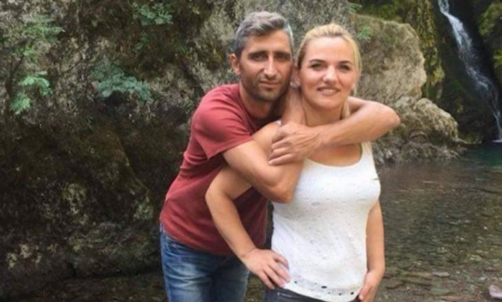 Digjet shtëpia ku Valbona Marku-Ndrecaj ishte vrarë me vajzën nga burri i saj