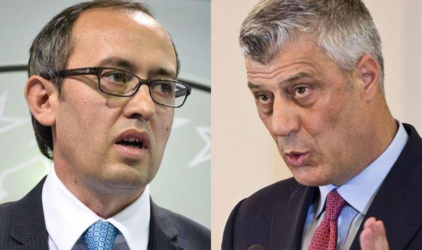 Hoti tregon nëse ai si kryeministër apo Thaçi do ta udhëheq dialogun