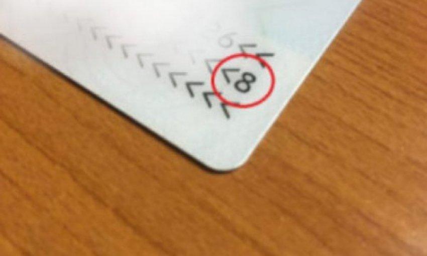 A e dini se çfarë kuptimi ka numri para emrit në letërnjoftim?