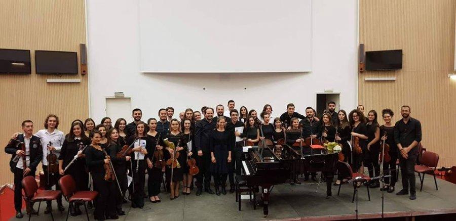 Orkestra e të Rinjve të Kosovës garon në festivalin evropian