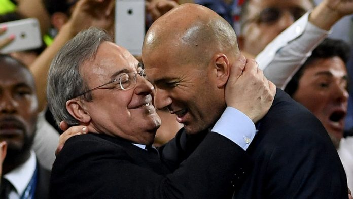 Ky është plani  i Real Madridit për stinorin e ri