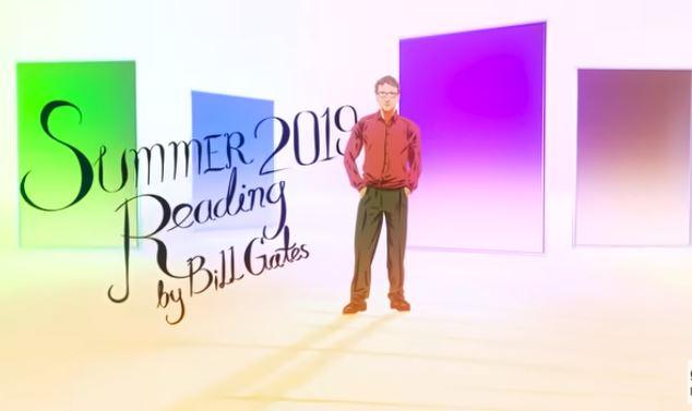 5 librat për t'u lexuar këtë verë sipas Bill Gates