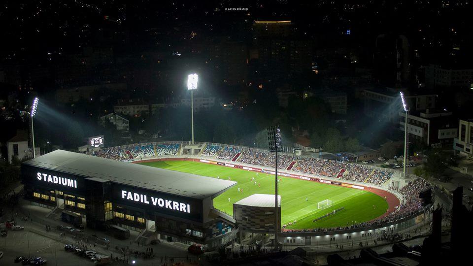 """Sonte në stadiumin """"Fadil Vokrri"""" luhet finalja e madhe e Kupës së Kosovës"""