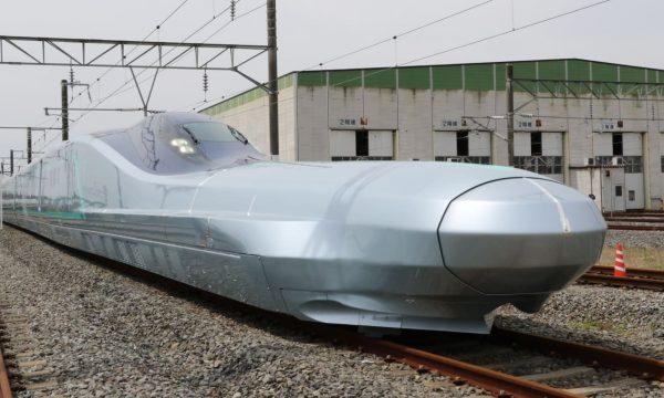 Testohet treni më i shpejtë në botë