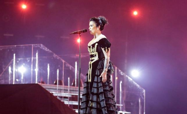 Jonida Maliqi bën për vete publikun në Eurovision