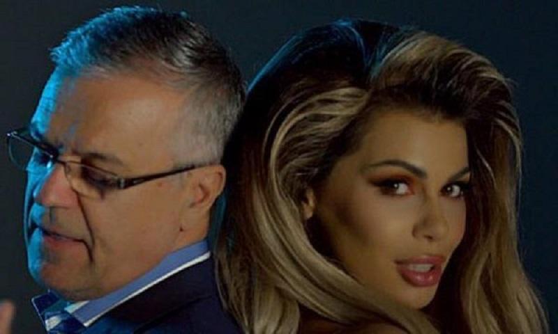 Publikohet klipi i Luana Vjollcës me Danin, skena joshëse