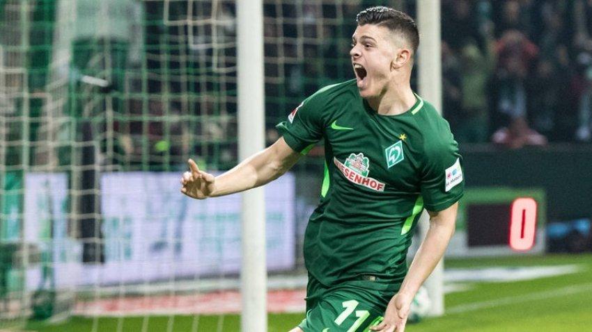 Rashica: Rinovimi me Werderin? Nëse është më mirë për mua dhe gjejmë një zgjidhje, do ta bëjmë