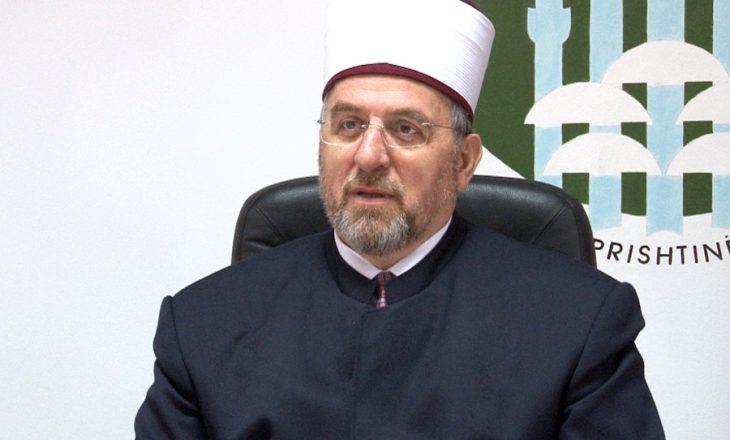 Myftiu Tërnava uron myslimanët për Ramazan