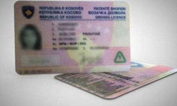 Nga janari deri në shtator, mbi 5 mijë kosovarë mbeten pa patentë shoferë