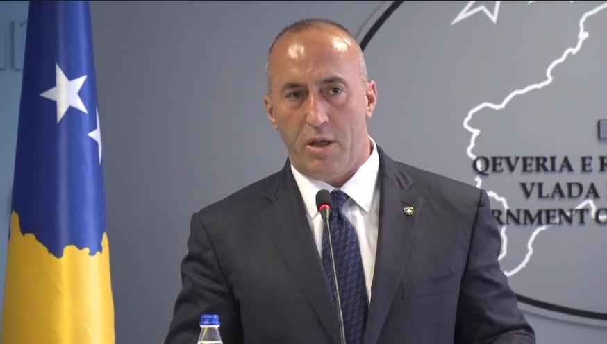 Haradinaj tregon pse nuk do të merr pjesë në Samitin e Pragës