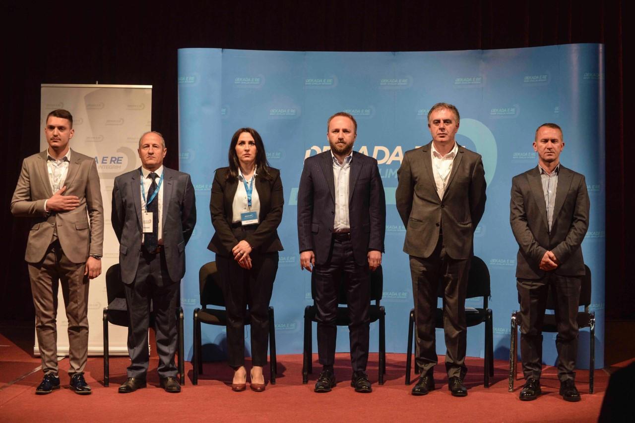 Isni Kilaj zgjedhet kryetar i PDK-së në Malishevë