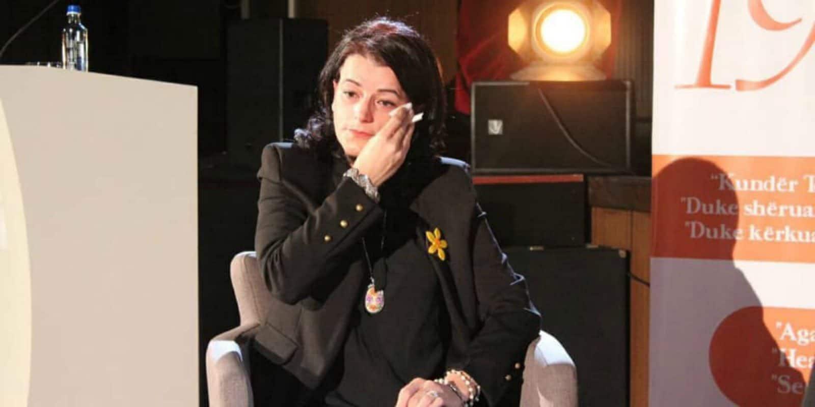 Vasfije Krasniqi: Ma plasët zemrën