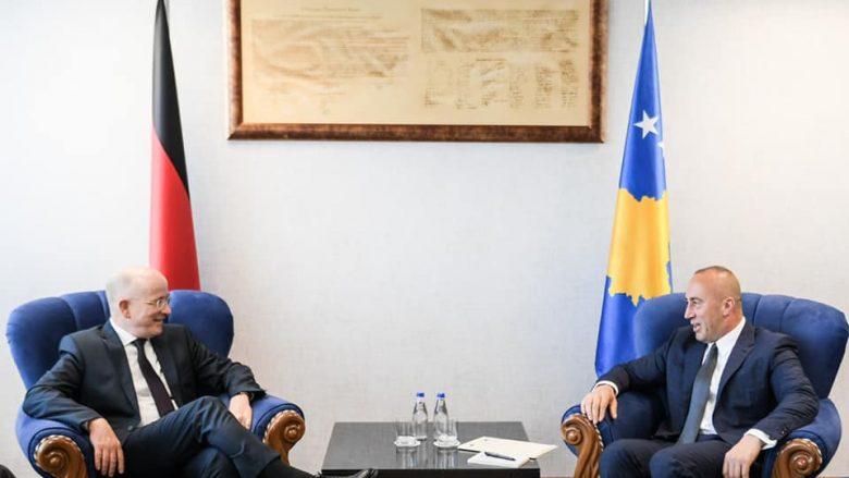 Haradinaj priti në takim drejtorin për Ballkan në Ministrinë e Jashtme të Gjermanisë, Christian Helbach