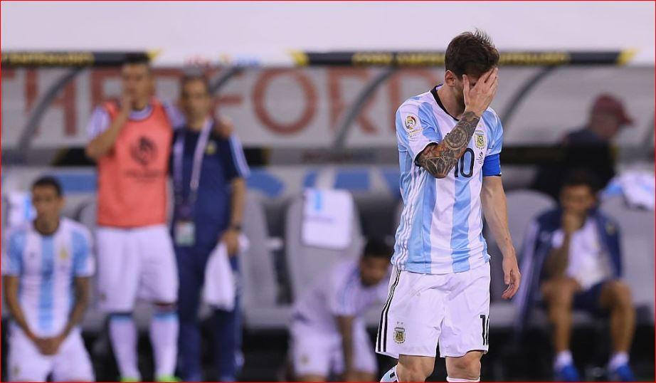 Messi e Argjentina e nisin mbrapsht, mposhtën në ndeshjen e parë nga Kolumbia