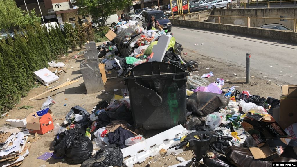 Ky do të jetë orari i largimit të mbeturinave në zonat e kryeqytetit