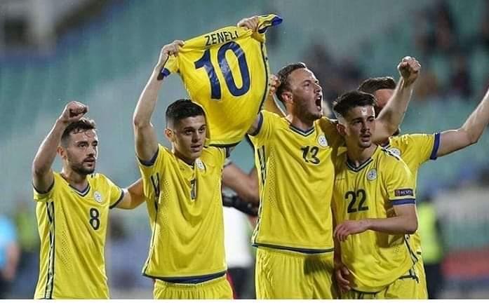 """E përditshmja britanike """"The Guardian"""" përfshinë Kosovën në ngjarjet kryesore të futbollit botëror"""