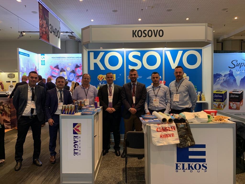 """Produktet """"Made in Kosova"""" synojnë tregun amerikanë"""