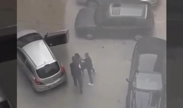 Pamje nga rrëmbimi i raportuar i gruas në Fushë-Kosovë: Çfarë ndodhi përnjëmend?