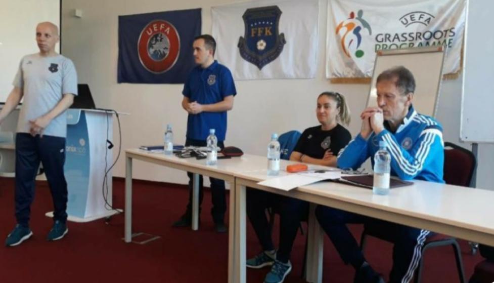 FFK organizon kursin e tretë të edukimit Grassroots për trajnere