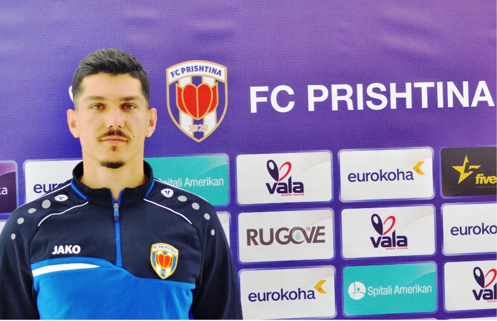 Zyrtare: Alban Shillova forcon sulmin e FC Prishtinës