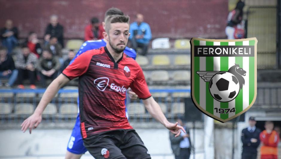Zyrtare: Besmir Bojku futbollist i Feronikelit